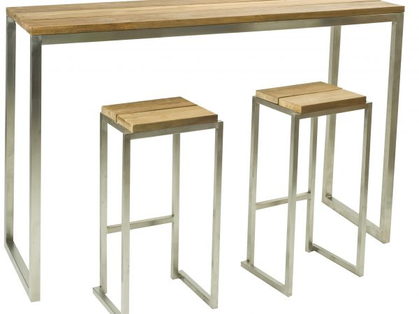 BAR SET DINING TABLE