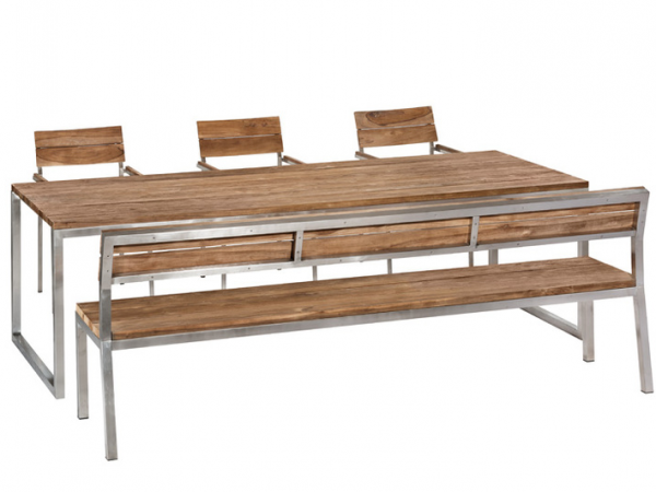 TEAK DINING GROUP